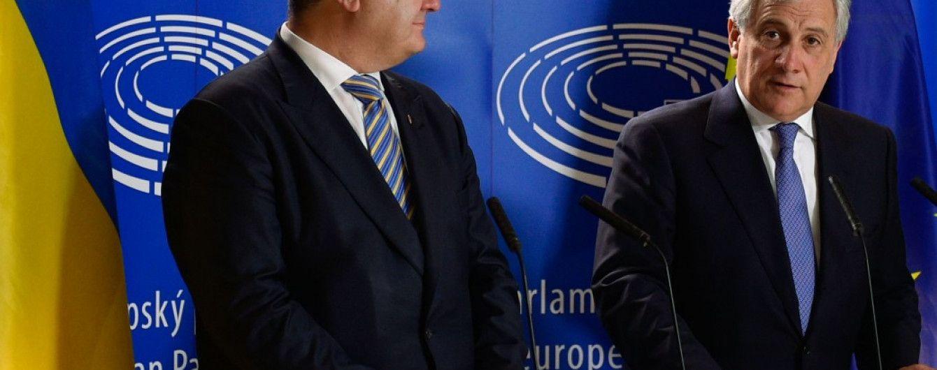 Порошенко призвал главу Европарламента разобраться с поездками депутатов в оккупированный Крым
