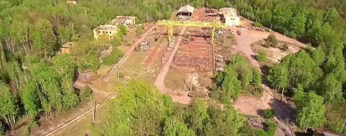 Жена одного из руководителей Нацполиции ведет незаконный бизнес в Чернобыльской зоне - СМИ