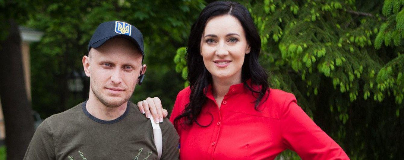 Витвицкая вместе со звездными друзьями примут участие в благотворительном забеге в Днепре для героя АТО