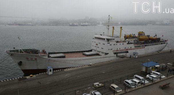 Россия открыла морское сообщение с КНДР для пассажиров на паромах