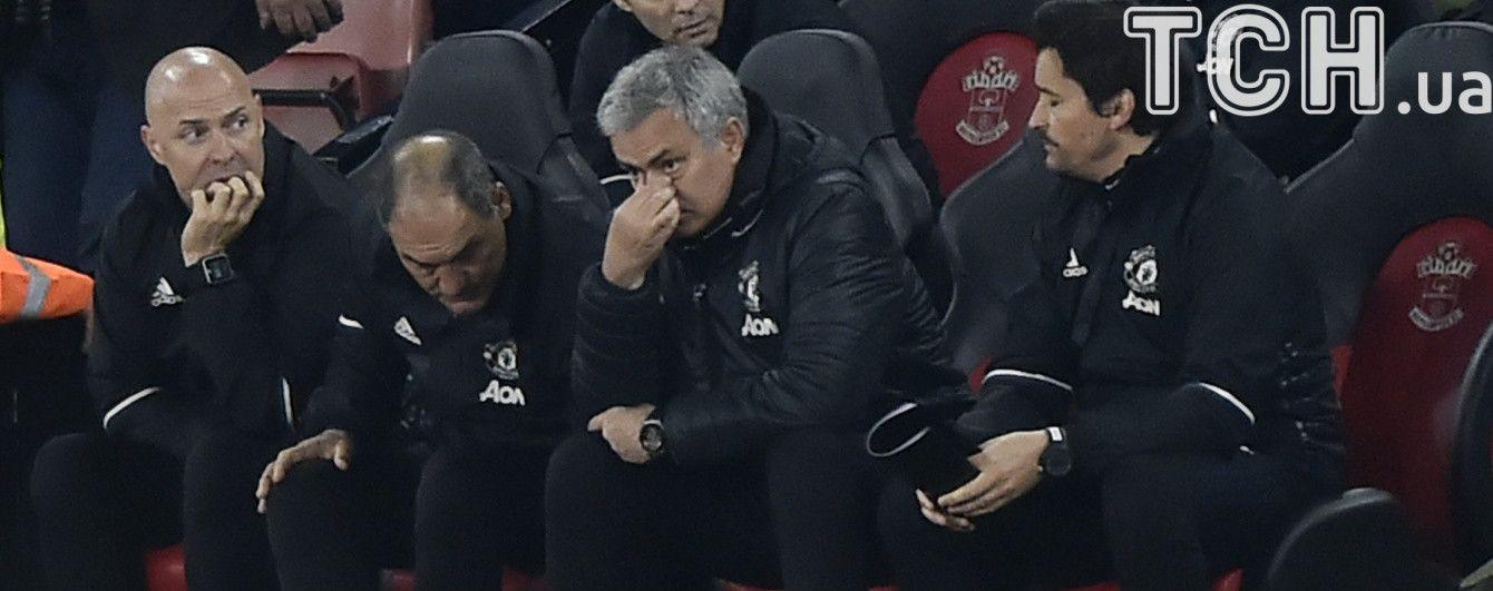 """""""Манчестер Юнайтед"""" встановив антирекорд у чемпіонаті Англії"""