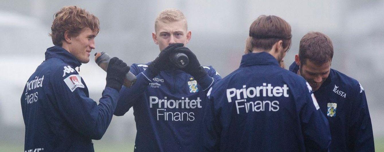 У Швеції перенесли футбольний матч через спробу підкупу гравця