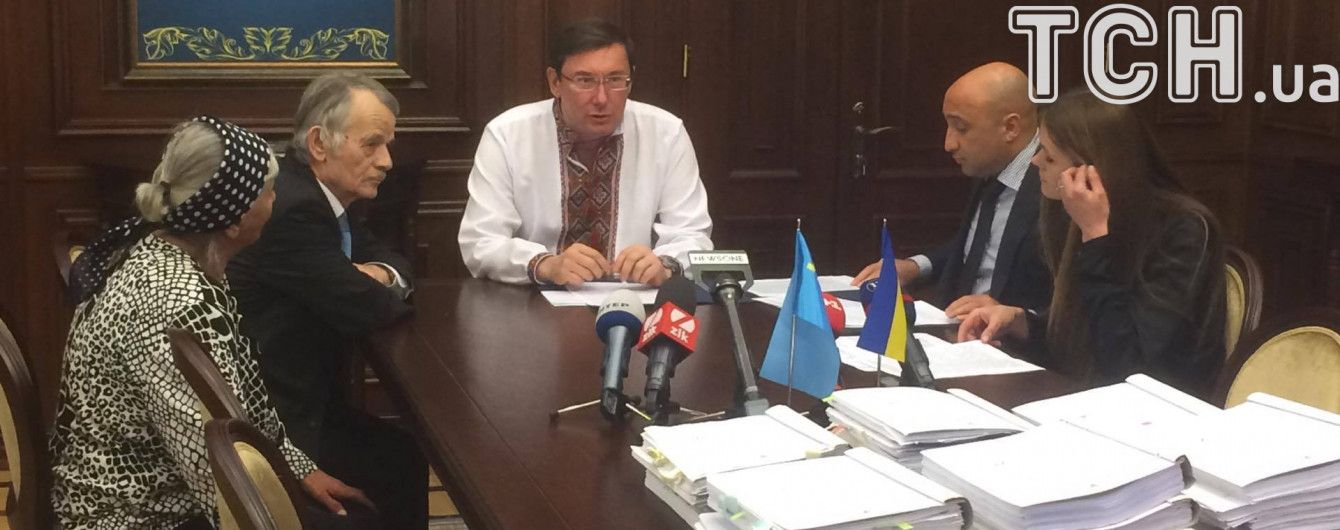 Прокуратура Крыма подготовила подозрения Берии и Сталину за депортацию крымских татар