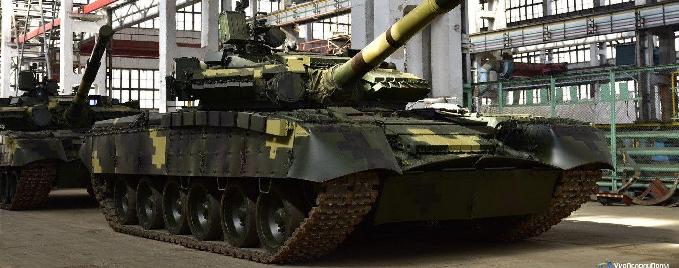 Украинские десантники получат новую партию танков Т-80