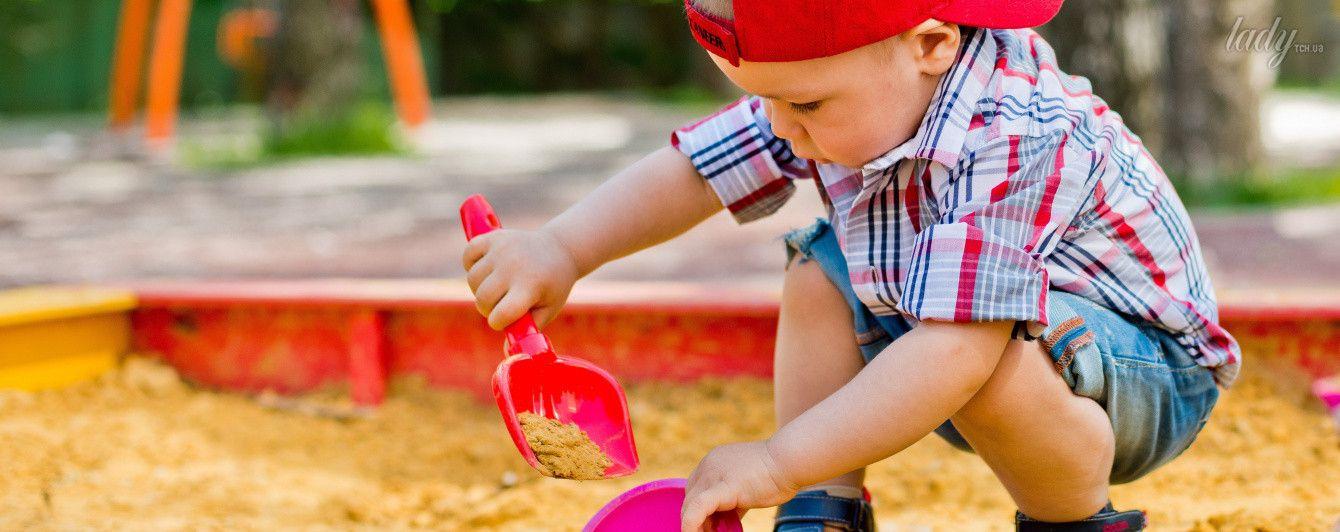 Детская песочница: какие опасности она таит для детворы