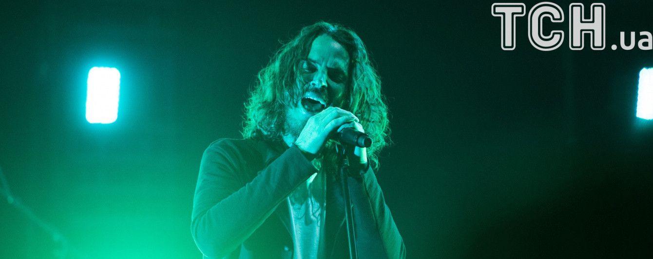 Легендарный солист группы Soundgarden Корнелл умер через несколько часов после концерта