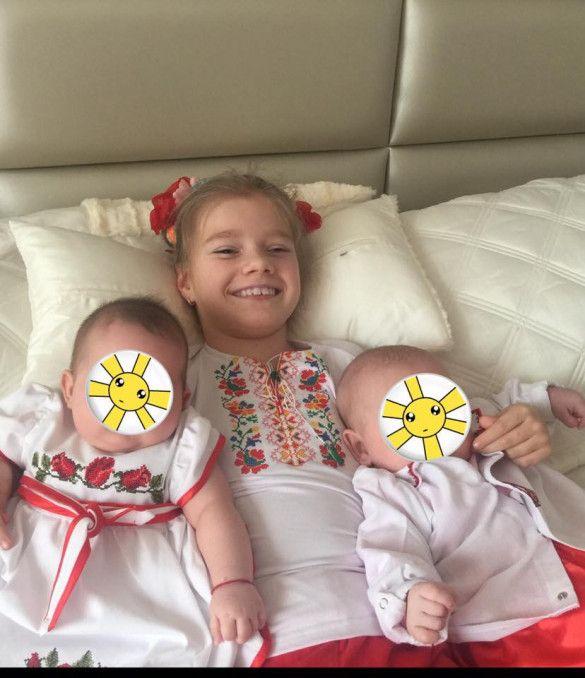Дети Екатерины Бужинской