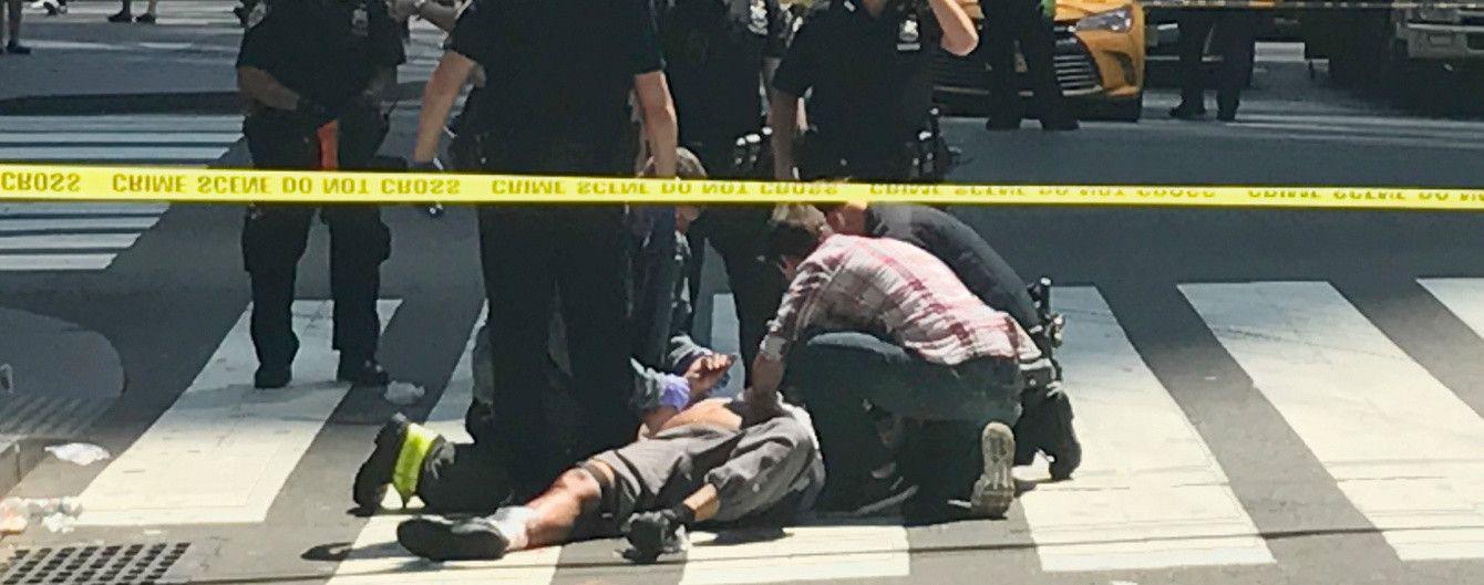 В Нью-Йорке суд озвучил обвинение для водителя, который въехал в толпу