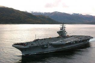 ВМС США і Південної Кореї розпочинають спільні навчання