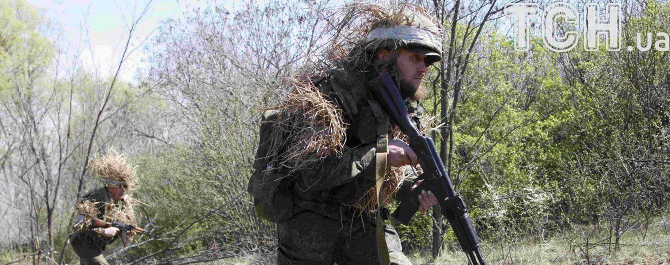 Огонь в ответ на провокации врага и обстрел из танка на Приморском направлении. Дайджест АТО