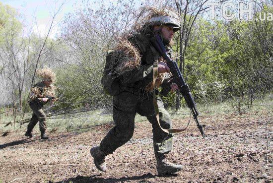 Бойовики несподівано активізувалися на Луганщині та поранили трьох воїнів АТО