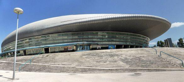 """Місце проведення """"Євробачення-2018"""" Meo Arena"""