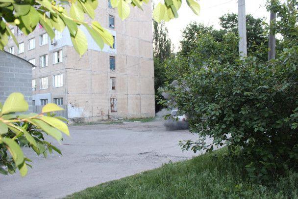 В Кропивницком взорвалось авто, пострадал человек