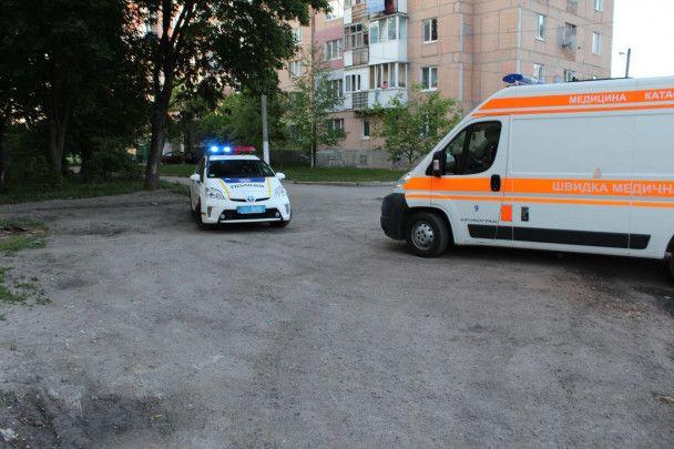 У Кропивницькому вибухнуло авто, постраждала людина