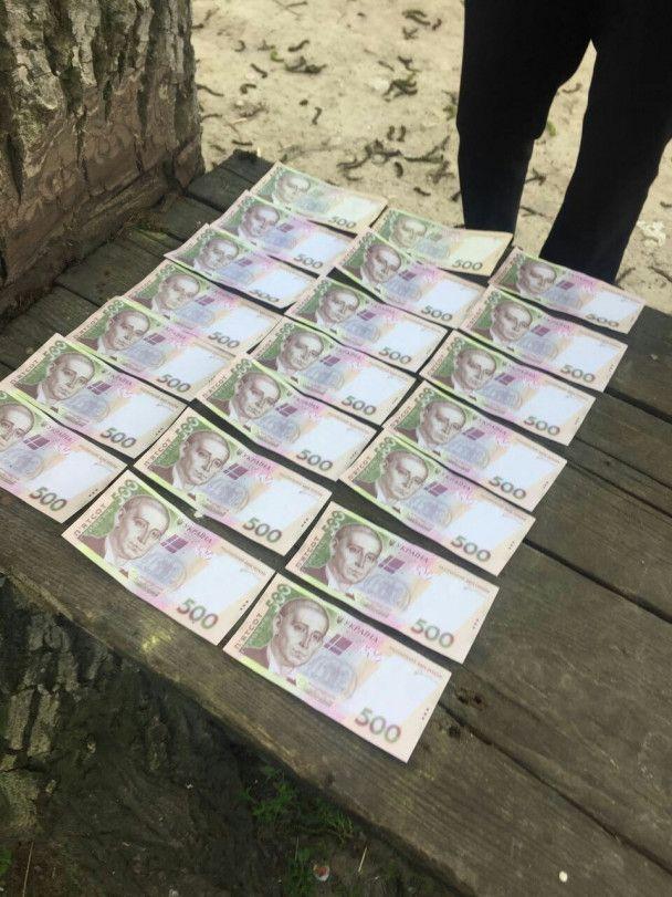 В Хмельницкой области главу сельсовета задержали на получении взятки от АТОшника