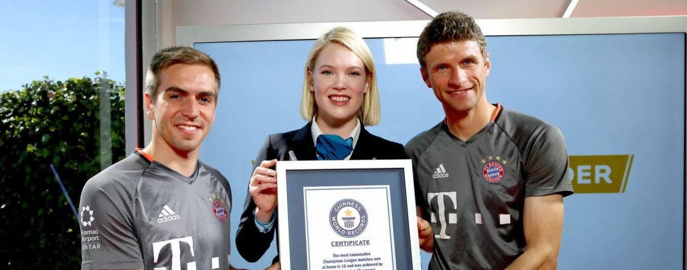 """""""Баварія"""" потрапила до Книги рекордів Гіннеса за суперрезультативність"""