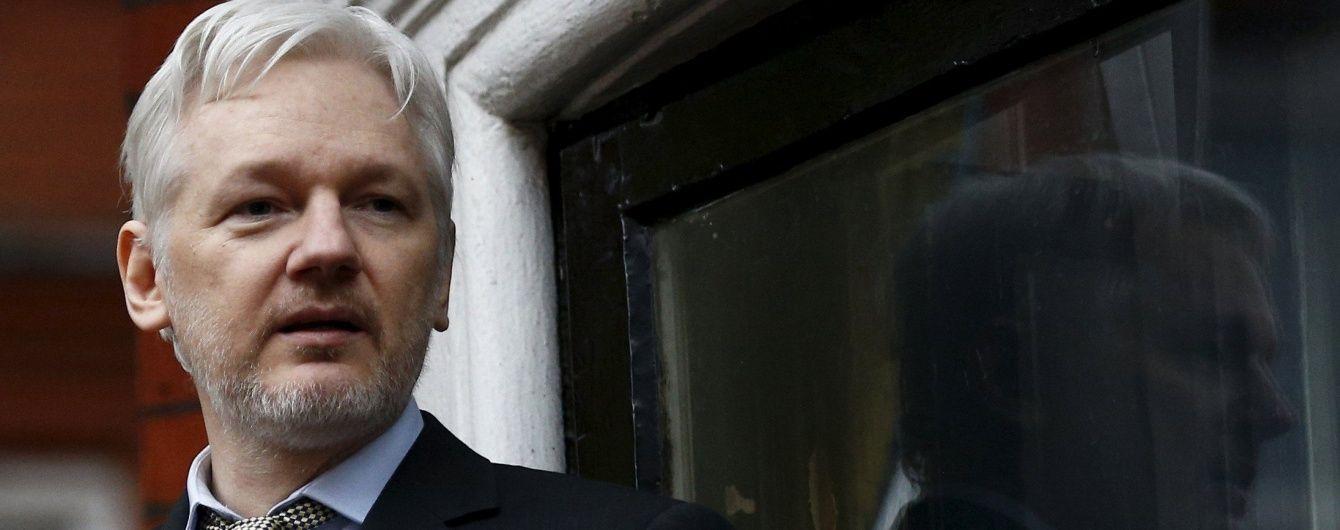 Прокуратура Швеции закрыла дело против Ассанжа и аннулировала арест
