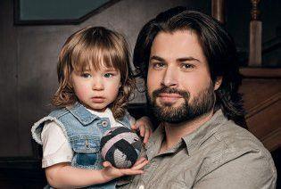 Чоловік Олени Мозгової показав підрослу донечку у зворушливій фотосесії