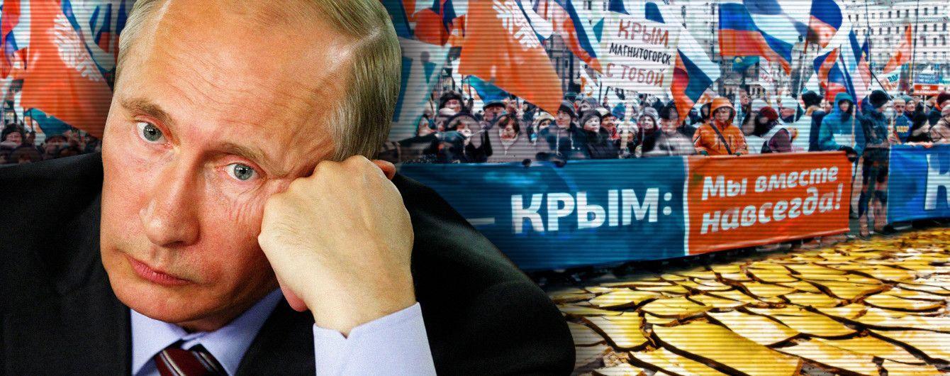 Обезвоживание Крыма как путь к деоккупации?