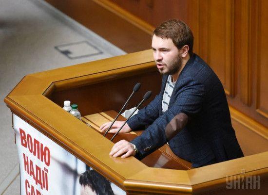 """Радикали звинуватили """"лісову мафію"""" у нападі на нардепа Лозового"""