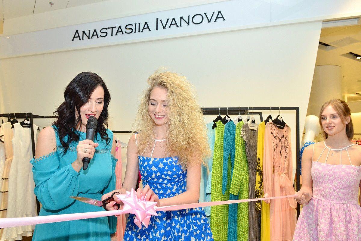 Звездные гости открытия магазина Анастасии Ивановой_4