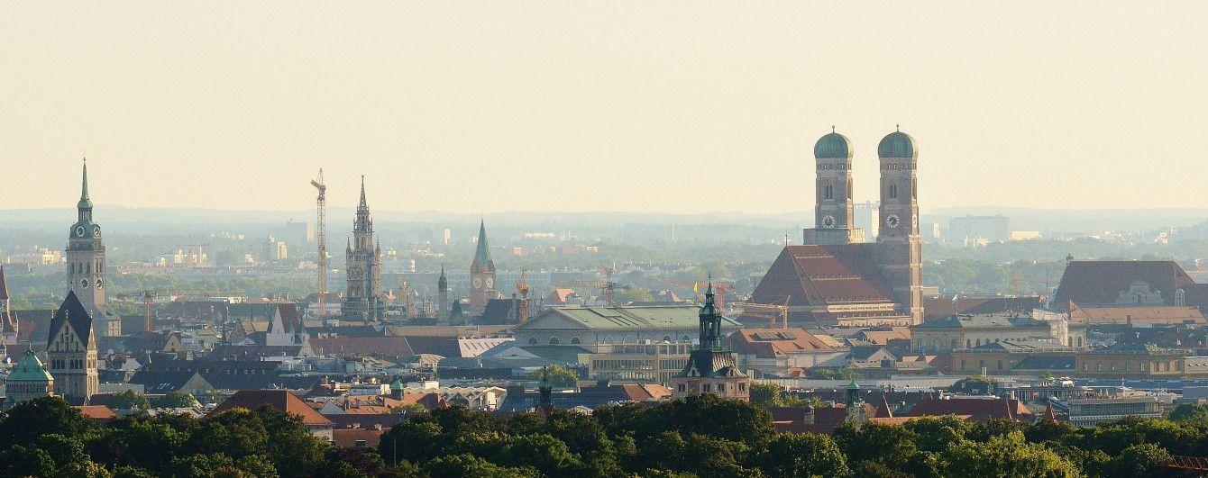 В центре Мюнхена мужчина облился бензином и поджег себя