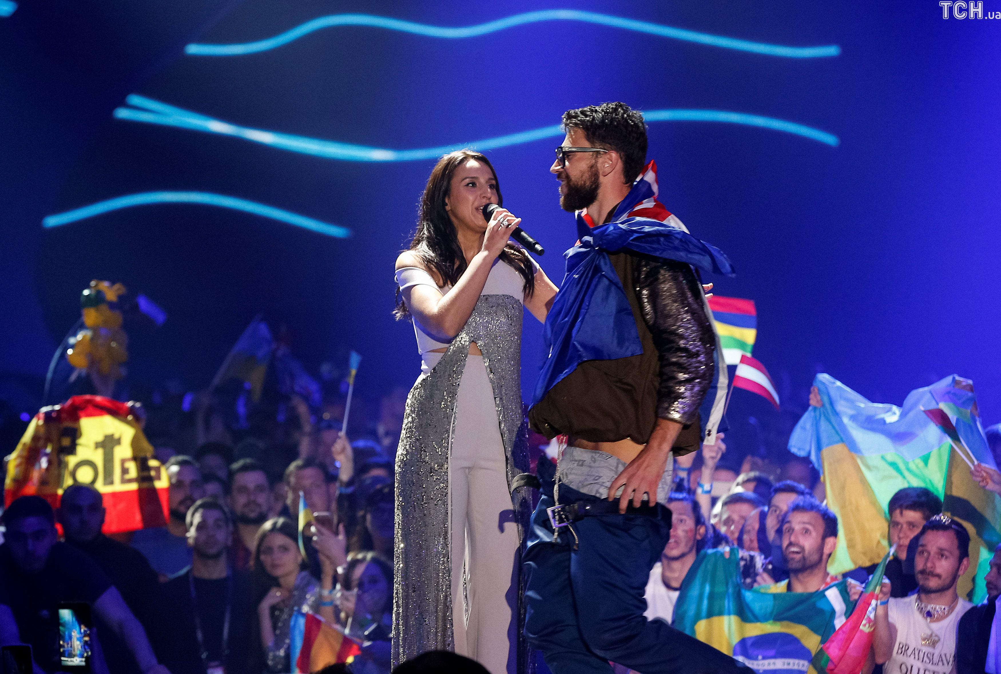 """Седюк та Джамала """"Євробачення-2017"""""""