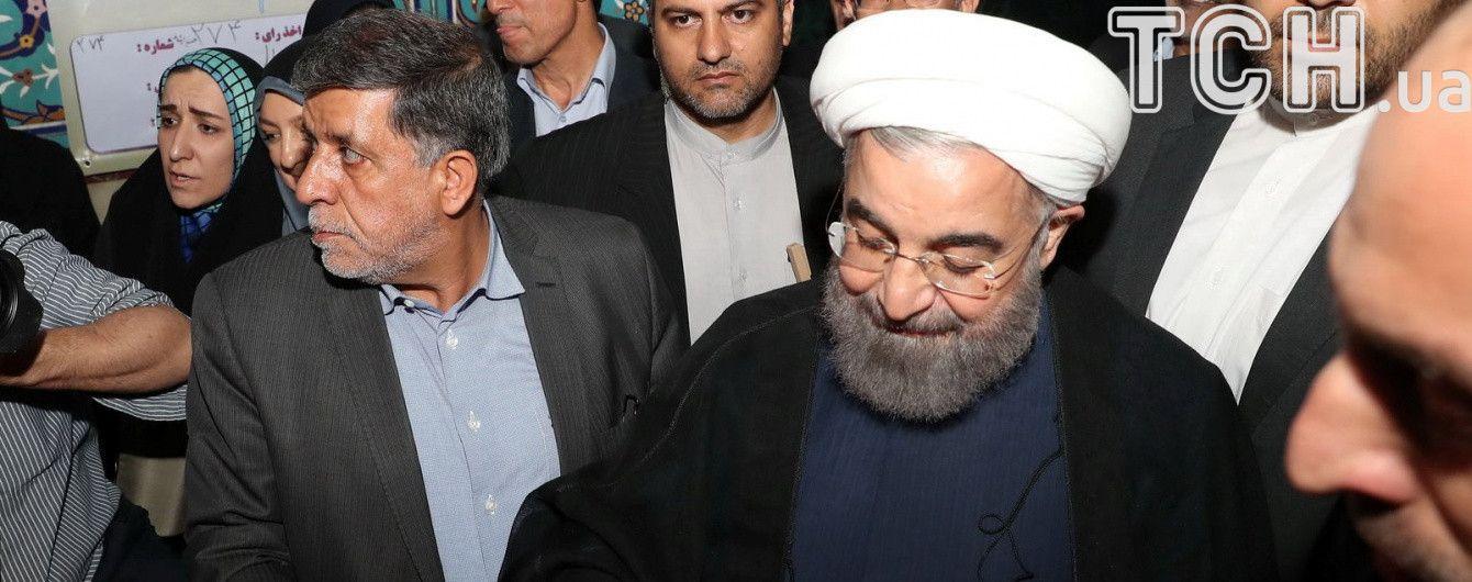 Выборы в Иране: избиратели поддержали действующего президента