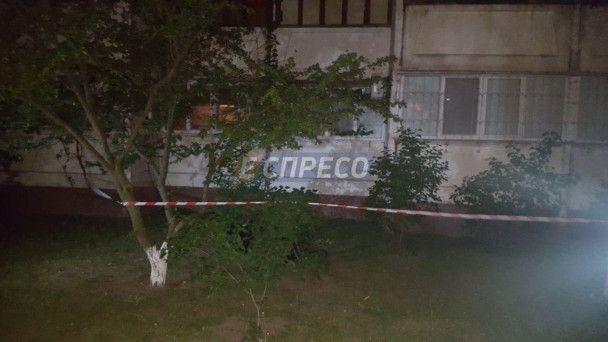 В Киеве ребенок совершил самоубийство в прямом эфире, выпрыгнув с 13 этажа