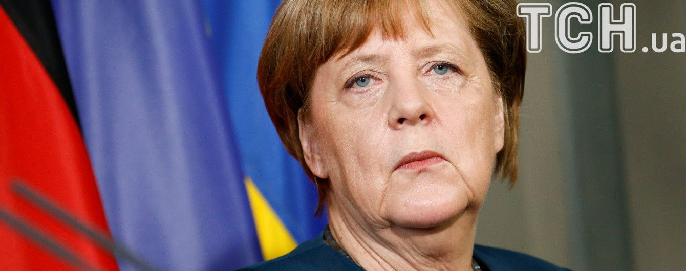Перемирия на Донбассе нет - Меркель