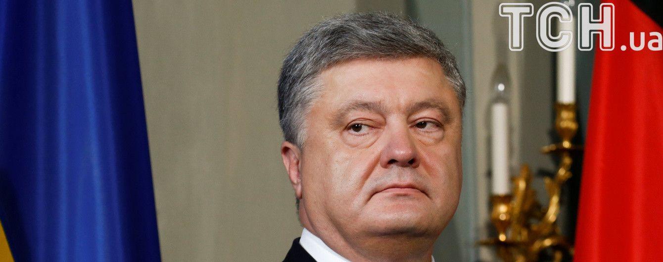 """Встреча Порошенко и Меркель: президент рассказал о """"новых реалиях"""" на Донбассе"""