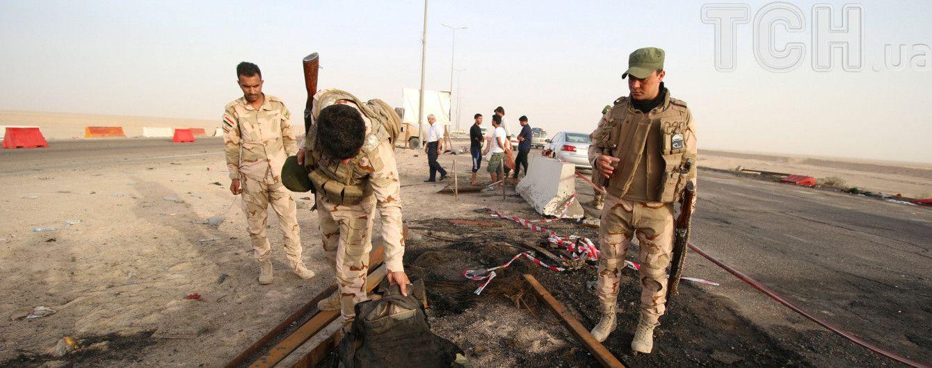 Двойной теракт в Ираке: погибли десятки человек