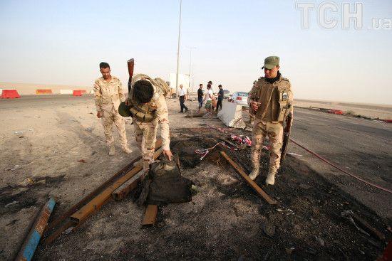 В Іраку терорист-смертник підірвався біля табору біженців: десятки людей загинули