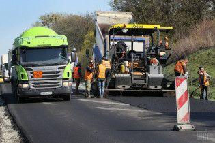 У Мінінфраструктури відзвітували про ремонт 756 км доріг в Україні