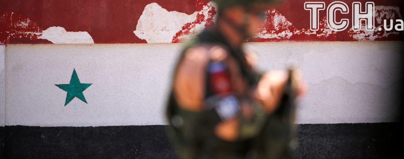 США и РФ договорились о прекращении огня на юго-западе Сирии - AP