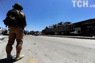 У Сирії коаліція атакувала війська Асада - ЗМІ
