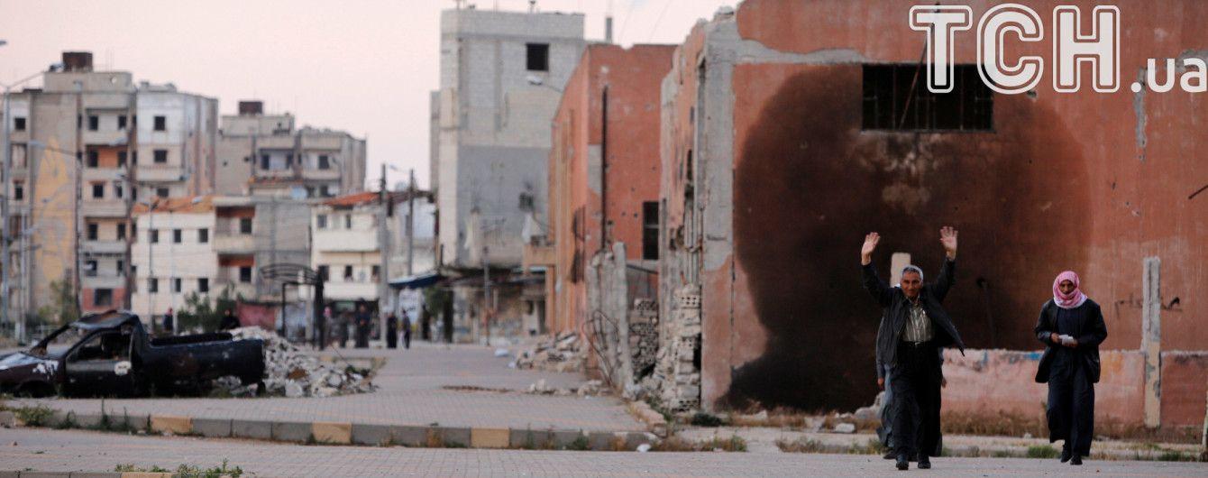 Армія Асада завдала авіудару в Дераа: загинули мирні жителі