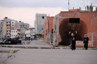 За місяць у Сирії загинули 500 мирних жителів внаслідок авіаударів коаліції США