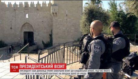 Израиль блокирует улицы Иерусалима и вводит беспрецедентные меры безопасности