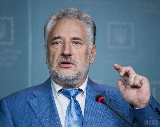 Жебрівський йде у відставку з посади глави Донецької ВЦА
