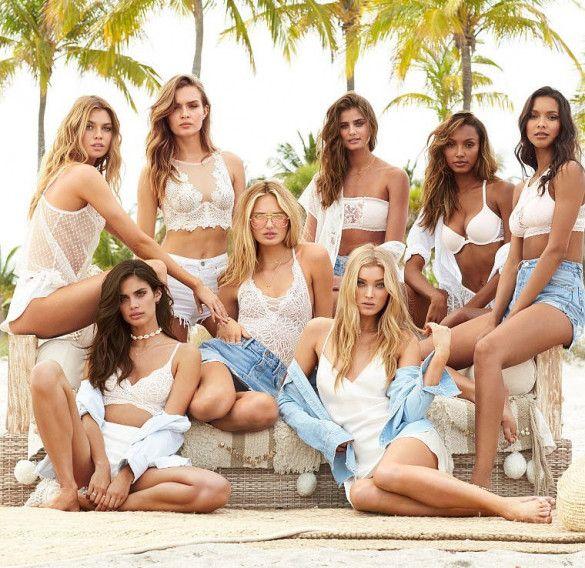 ангелы Victoria's Secret_6