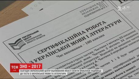 Понад 230 тисяч абітурієнтів склали ЗНО з української мови та літератури