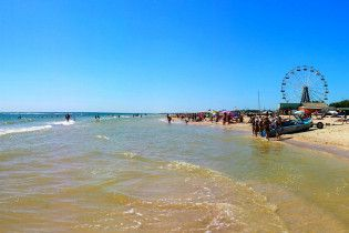 П'ять невідомих курортів Запорізької області на Азовському морі