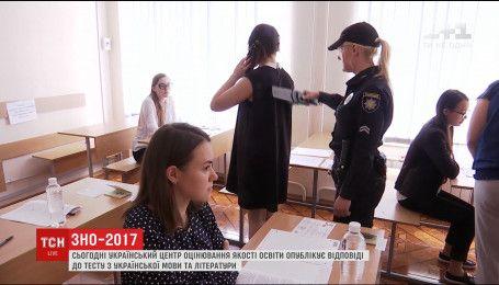 До ЗНО з української мови та літератури не допустили 94 абітурієнти