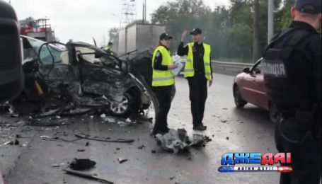 ДТП с дорог Украины - ДжеДАИ за 23 мая 2017 года