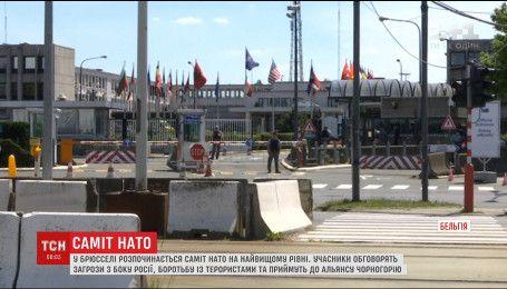 На саммите НАТО ожидают, что Трамп прояснит свою позицию относительно Альянса