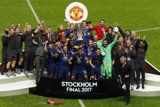 """Цьомчики з Кубком і Златан на милицях. Як """"Манчестер Юнайтед"""" виграв Лігу Європи"""