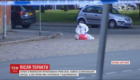 В Манчестере полиция нашла взрывчатку, которую могли использовать для следующих терактов