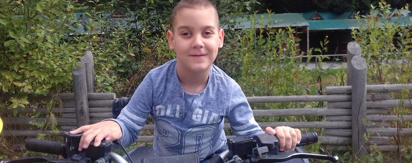 7-річний Дениско потребує допомоги
