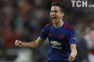 """Футболіст """"Манчестер Юнайтед"""" визнаний найкращим гравцем фіналу Ліги Європи"""